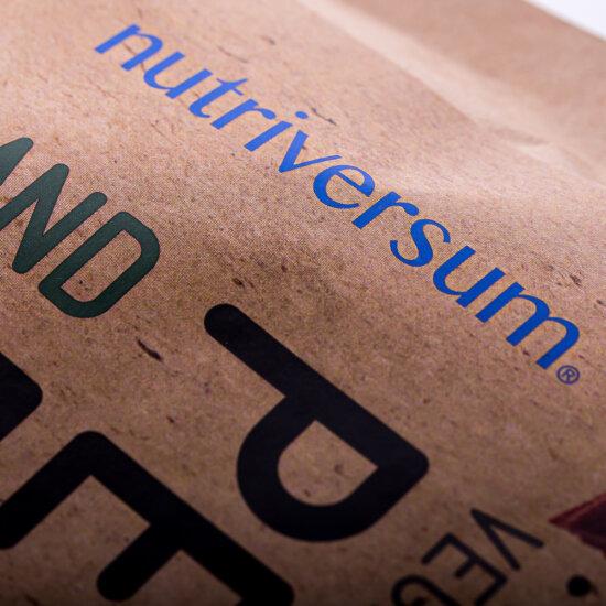 Pea & Rice Vegan Protein - 30 g - VEGAN - Nutriversum - csokoládé