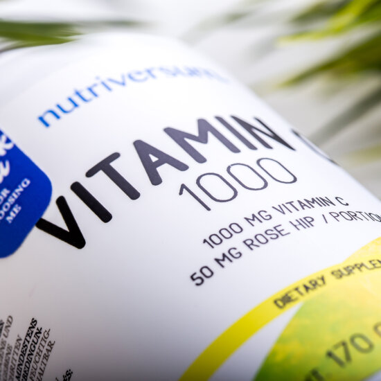 Vitamin C 1000 - 100 tabletta - VITA - Nutriversum