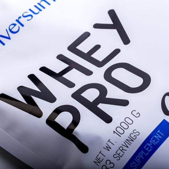 Whey PRO - 2 000 g - PURE - Nutriversum - csokoládé