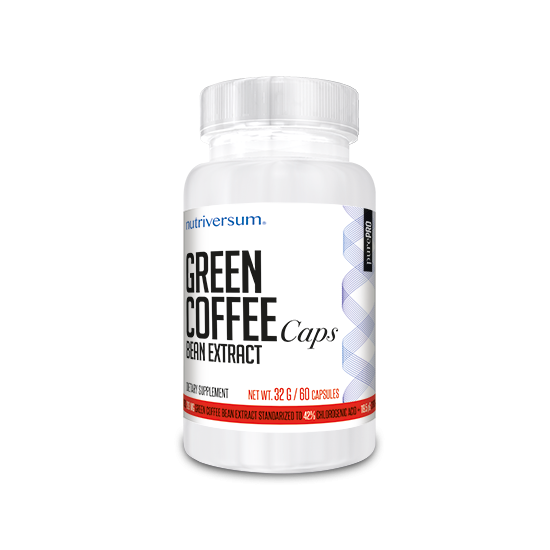 PurePro - Green Coffee Bean Extract - 60 kapszula