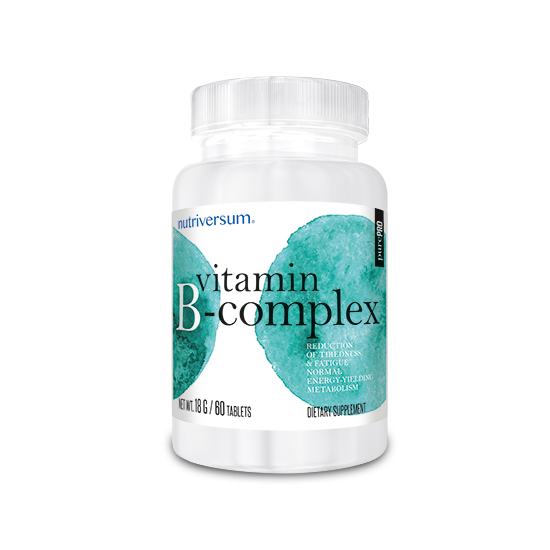 B-complex - 60 tabletta - PurePro