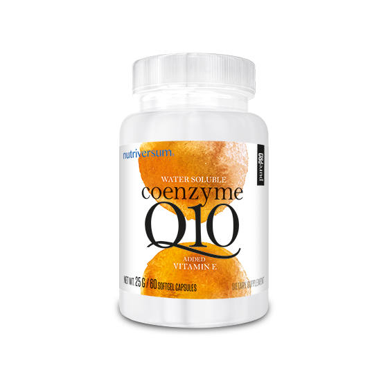Coenzyme Q10 - 60 kapszula - PurePro