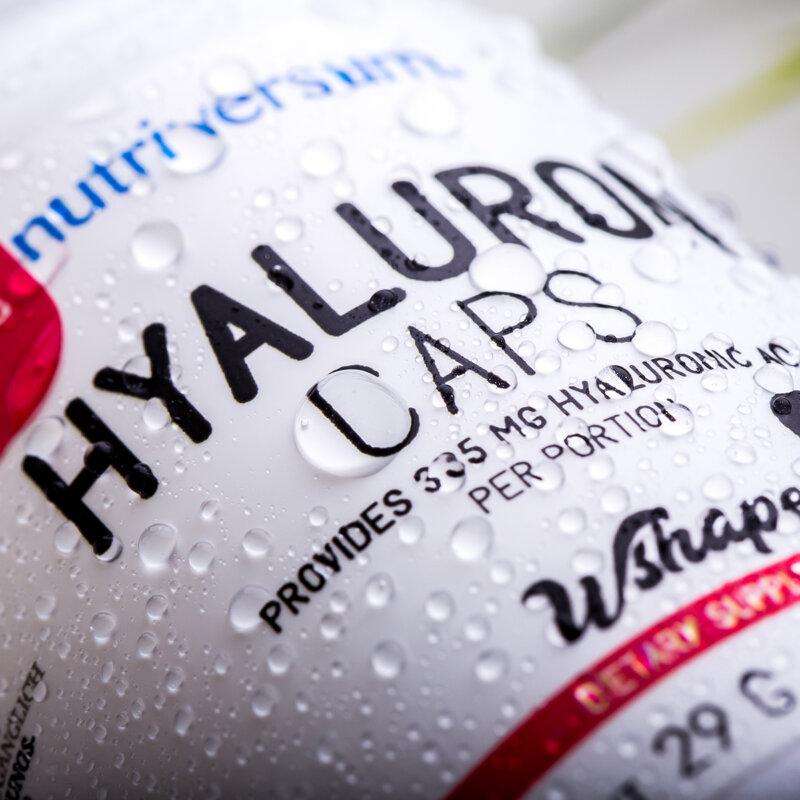 MSM+C Hyaluron Collagen - kapszula - WSHAPE - Nutriversum